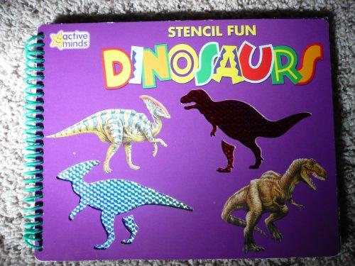 9780785386131: Stencil Fun: Dinosaurs (Active Minds)