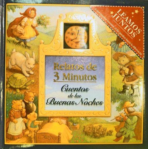 9780785386339: Relatos De 3 Minutos: Cuentos De Las Buenas Noches