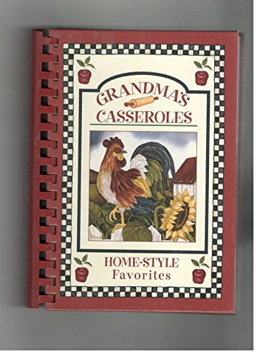 9780785386469: Grandma's Casseroles (Digest Comb-Bound Cookbooks)