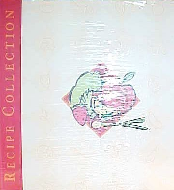 The Pampered Chef Recipe Collection Binder
