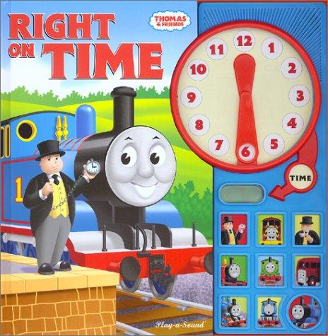 9780785388104: Thomas 'right on Time' (Thomas & Friends)