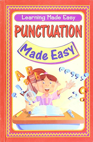 Punctuation Made Easy (Learning Made Easy): Cipriano, Jeri