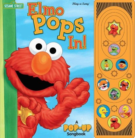 9780785388609: Elmo Pops In! (Pop Up Song Book)