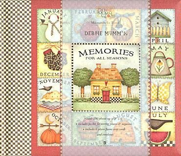 Debbie Mumm's Memories for all Seasons (0785392165) by Mumm, Debbie
