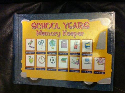 9780785392897: School Years Memory Keeper