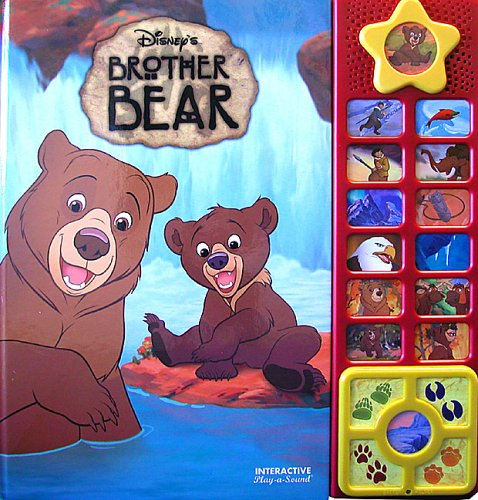 Disney's Brother Bear Interactive Play-a-Sound
