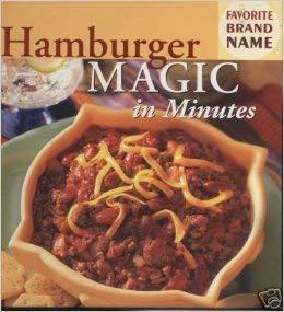 9780785394808: Hamburger Magic in Minutes (Favorite Brand Name)
