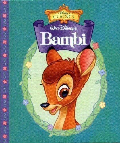 9780785395409: Walt Disney's Bambi (Disney Classics) by Felix Salten (1998-05-03)