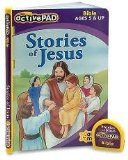 9780785395898: Active Pad Stories of Jesus & Stories of Moses, 2 Book Pack (Active Pad)