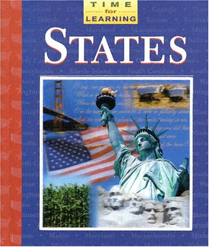 9780785396000: Time for Learning States (Time for Learning)