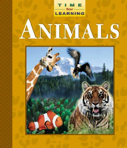 Time for Learning Animals: Hardie, Lynne
