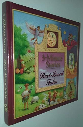 9780785396598: 3-minute Stories Best Loved Tales