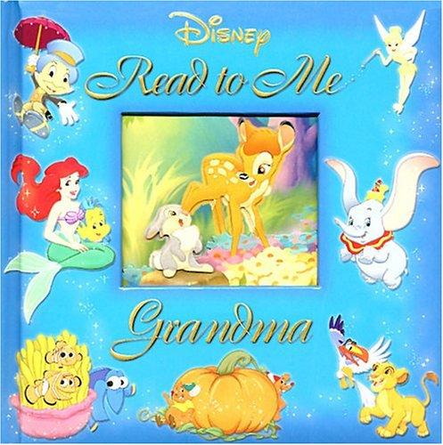 9780785397397: Disney's Read to Me Grandma