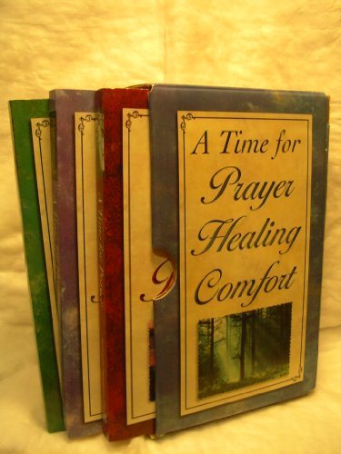 9780785398479: A Time For Prayer Healing Comfort