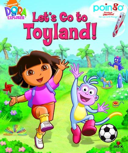 9780785398509: Poingo Storybook: Dora the Explorer, Let's Go to Toyland
