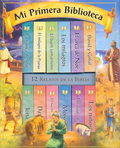 9780785399230: Mi Primera Biblioteca 12 Relatos De La Biblia