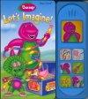 9780785399414: Barney Let's Imagine!