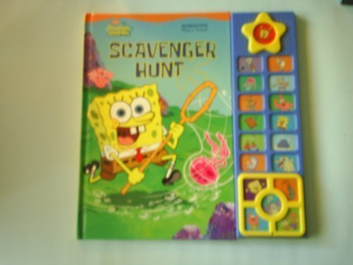 9780785399605: Spongebob Square Pants: Scavenger Hunt
