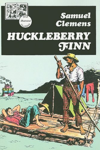 Huckleberry Finn (Lake Illustrated Classics,Collection 1): AGS Secondary, Mark