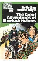 9780785407157: Great Adventures of Sherlock Holmes (Illustrated Classics Collection 2)