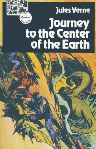 9780785407195: Journey to the Center of the Earth (Lake Illustrated Classics, Collection 2)