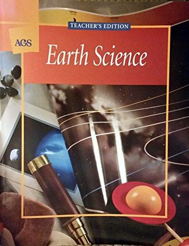 9780785409960: Earth Science Teacher's Edition