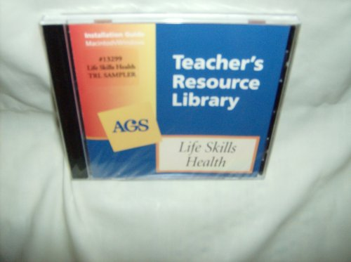 9780785418634: LIFE SKILLS HEALTH TEACHER'S RESOURCE LIBRARY ON CD-ROM (Ags Life Skills Health)