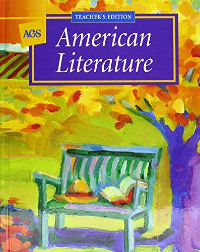 9780785418801: American Literature Teacher's Edition