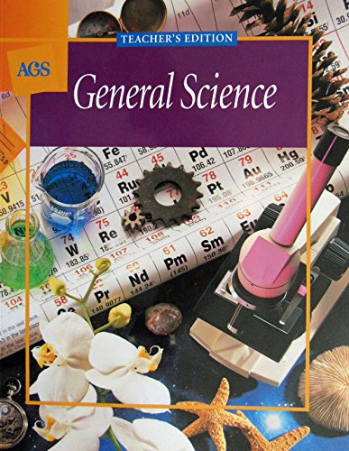 9780785421832: GENERAL SCIENCE TEACHERS EDITION
