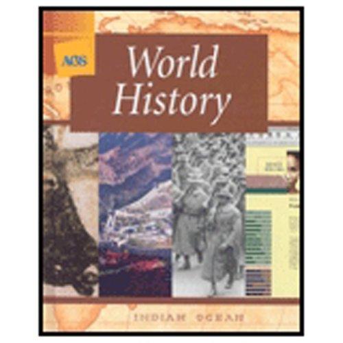 9780785422129: WORLD HISTORY STUDENT TEXT
