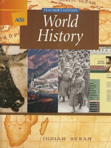 AGS World History (Teacher's Edition): King, Wayne E.;