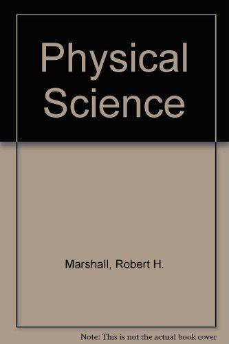 9780785422723: Physical Science
