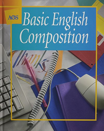 9780785423003: Basic English Composition (AGS)