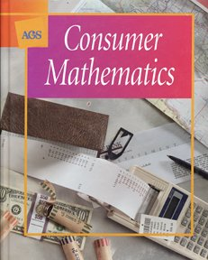 9780785423126: Consumer Mathematics
