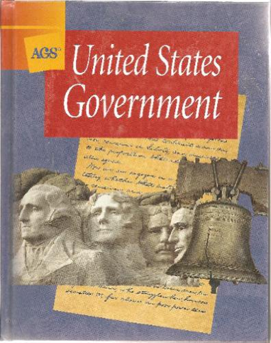 9780785425038: UNITED STATES GOVERNMENT STUDENT TEXT