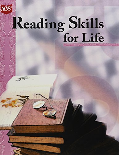 READING SKILLS FOR LIFE LEVEL A- STUDENT: Secondary, AGS