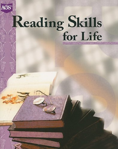 READING SKILLS FOR LIFE LEVEL C -: AGS Secondary