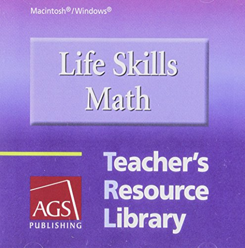 9780785429388: Life Skills Math (Teacher's Resource Library)