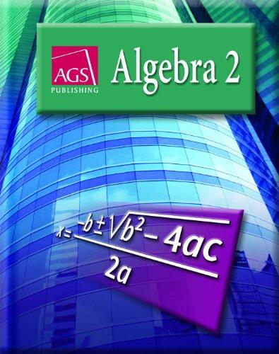 9780785435433: ALGEBRA 2 STUDENT TEXT