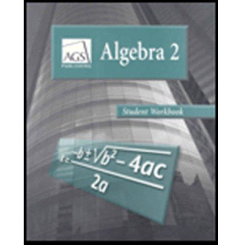 9780785435457: ALGEBRA 2 STUDENT WORKBOOK