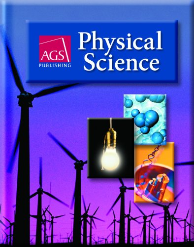 Physical Science Student Text (ags Physical Science)
