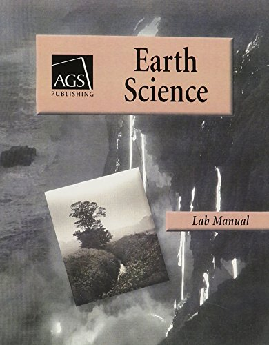 EARTH SCIENCE LAB MANUAL (Ags Earth Science): AGS Secondary