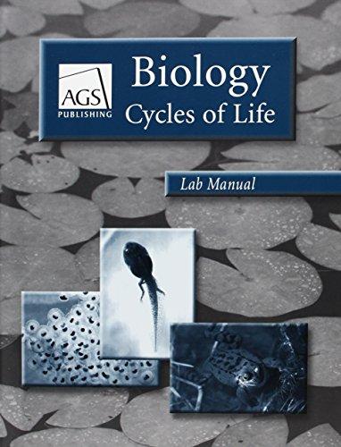 9780785439790: BIOLOGY: CYCLES OF LIFE LAB MANUAL