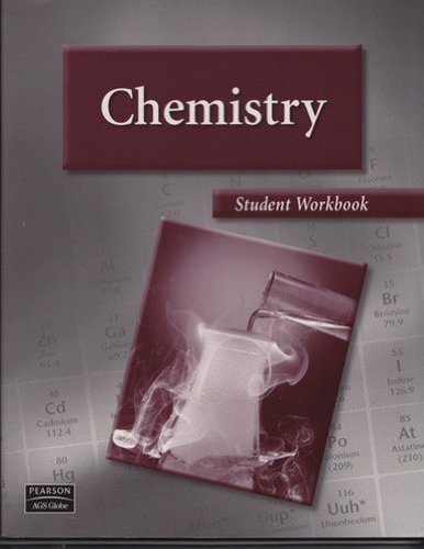 9780785440475: CHEMISTRY WORKBOOK
