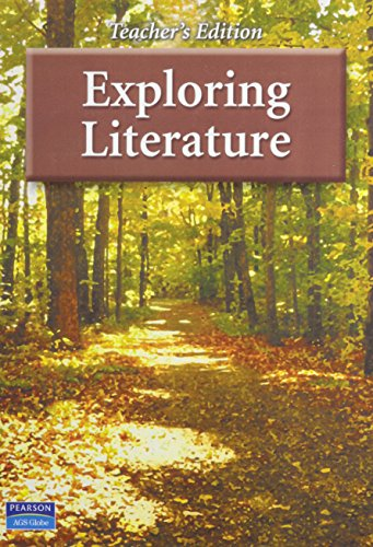 EXPLORING LITERATURE TEACHER'S EDITION (AGS EXPLORING LITERATURE): Ann Chatterton Klimas