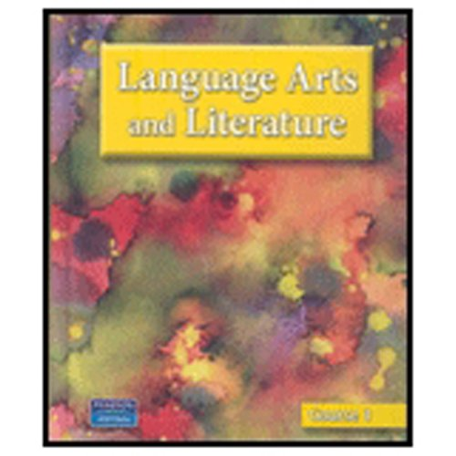 Arts Literature: LANGUAGE ARTS AND LITERATURE COURSE 1 SE By AGS Secondary