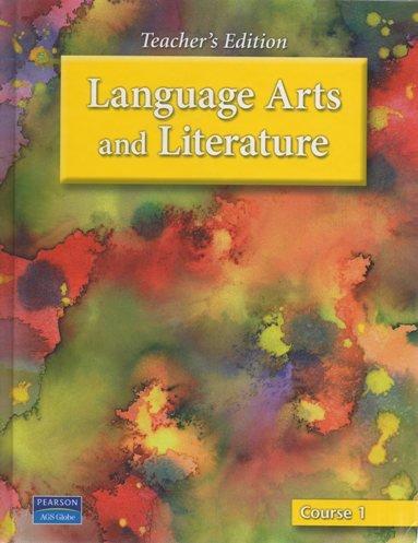 9780785463559: LANGUAGE ARTS & LITERATURE COURSE 1 TE