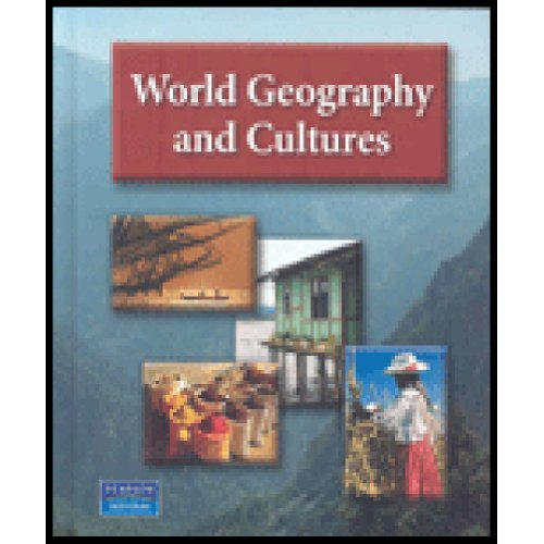 Geography Cultures: 9780785463832: WORLD GEOGRAPHY AND CULTURES SE