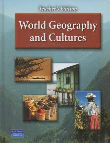 9780785463849: WORLD GEOGRAPHY AND CULTURES TEACHERS EDITION