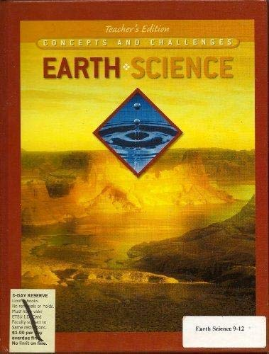 Earth Science: Concepts and Challenges TE (0785467645) by Leonard Bernstein; Martin Schachter; Alan Winkler; Stanley White